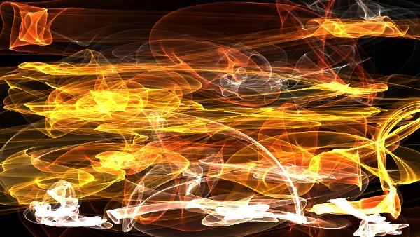 рисование огнем онлайн