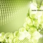 Векторное изображение и картинка пузыри и линии, фон