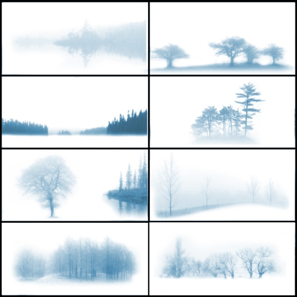 Кисть для фотошопа Туман, дымка
