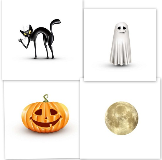 Хэллоуин. История происхождения, картинки, иконки.