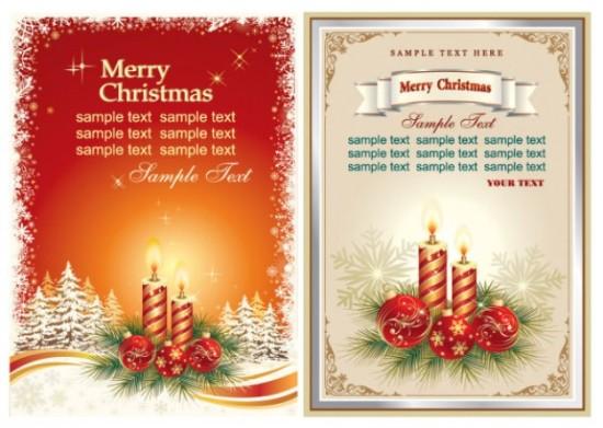 Новый год, поздравительные, новогодние открытки с Новым годом, в векторе, EPS
