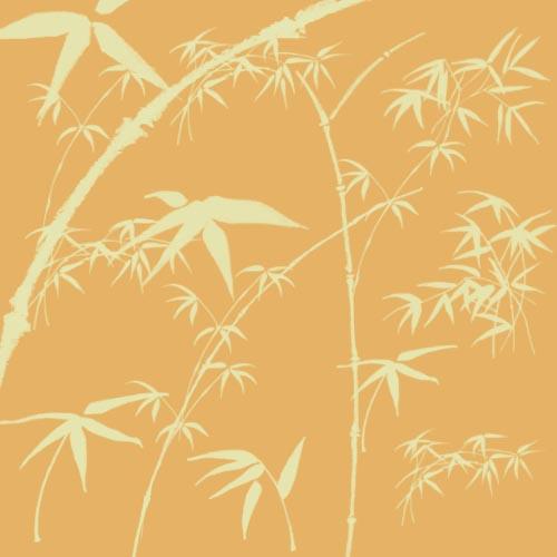 бамбук, деревья, листья, ветки, роща, лес, ствол, листва,  кисти для фотошоп
