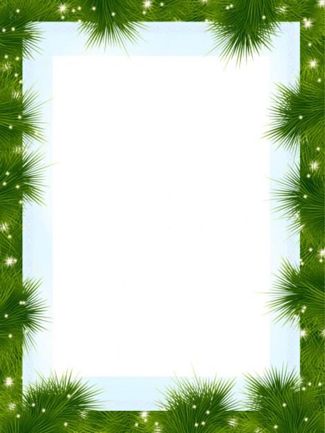 рождественская рамка, Рождество, открытка, рамка в векторе, EPS