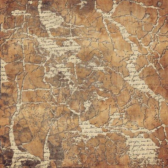 Фон разлом, картон, надписи, карта