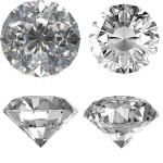 Бриллианты, алмазы. Картинки высокого разрешения.