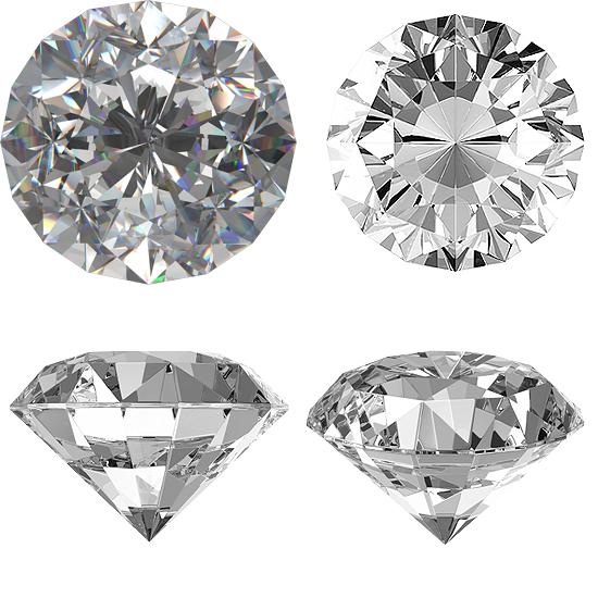 бриллианты, драгоценные камни, алмазы, png, скачать, бесплатно, высокого разрешения