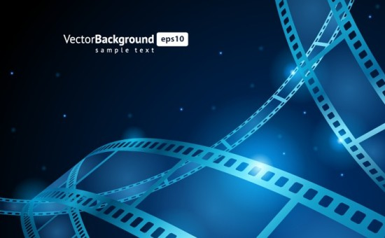 кино, кадр, кинопленка, фильм, фотопленка, фотография, фон, векторный рисунок, EPS, скачать, бесплатно