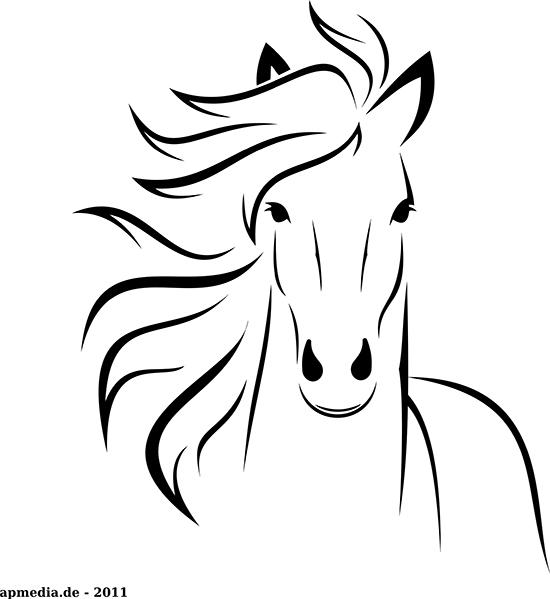 голова лошади, логотип, трафарет,  рисунок в векторе,  PNG, EPS