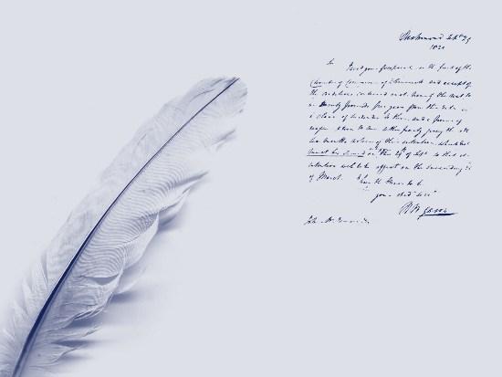 перо, бумага, надпись, чернила, обои, высокое разрешение