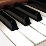 Клавиши пианино в векторе и JPG. Музыкальные инструменты.