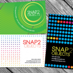 Макеты бизнес визиток