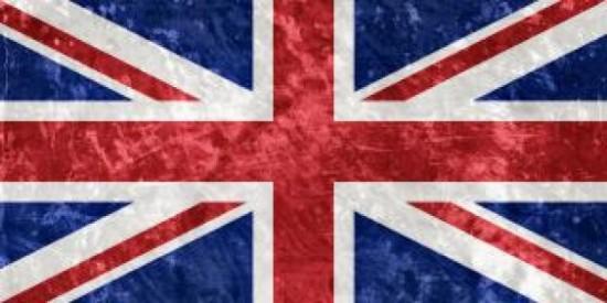 Англия, британский флаг, текстура, гранж, национальный символ, JPG