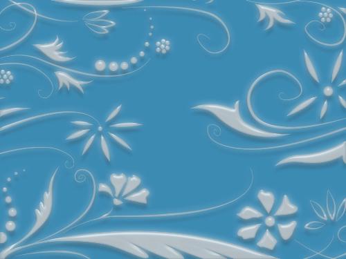 Фон цветы, жемчуг, блеск, бусины. Растровое изображение.